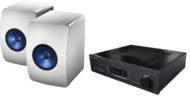 Pachete PROMO STEREO Pachet PROMO KEF LS50 + Cambridge Audio Azur 851APachet PROMO KEF LS50 + Cambridge Audio Azur 851A