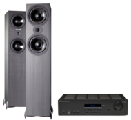 Pachete PROMO STEREO Cambridge Audio SX80 + Cambridge Audio SR20Cambridge Audio SX80 + Cambridge Audio SR20