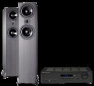 Pachete PROMO STEREO Cambridge Audio SX80 + Cambridge Audio SR20Cambridge Audio SX80 + Cambridge Audio SR20