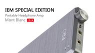 Amplificatoare casti Amplificator casti Fiio E12A Mont Blanc for IEMAmplificator casti Fiio E12A Mont Blanc for IEM