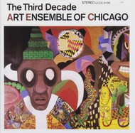 Muzica CD CD ECM Records Art Ensemble Of Chicago: The Third DecadeCD ECM Records Art Ensemble Of Chicago: The Third Decade