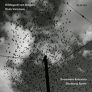 Muzica CD CD ECM Records Hildegard von Bingen/Ens. Belcanto: Ordo VirtutumCD ECM Records Hildegard von Bingen/Ens. Belcanto: Ordo Virtutum