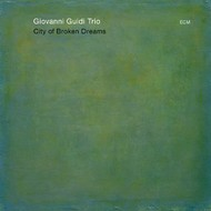 Muzica CD CD ECM Records Giovanni Guidi: City Of Broken DreamsCD ECM Records Giovanni Guidi: City Of Broken Dreams