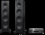Pachete PROMO STEREO KEF Q750 + Cambridge Audio CXA60KEF Q750 + Cambridge Audio CXA60
