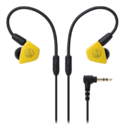 Casti pentru telefon (cu microfon)  Casti in-ear cu microfon Audio-Technica ATH-LS50iS, seria LIVE SOUND Casti in-ear cu microfon Audio-Technica ATH-LS50iS, seria LIVE SOUND