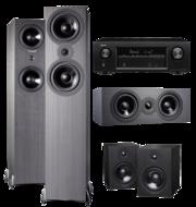 Pachete PROMO SURROUND Pachet PROMO Cambridge Audio SX80 5.0 pack + Denon AVR-X1300WPachet PROMO Cambridge Audio SX80 5.0 pack + Denon AVR-X1300W