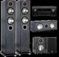 Pachete PROMO SURROUND Pachet PROMO Monitor Audio Bronze 5 pachet 5.0 + Denon AVR-X2600HPachet PROMO Monitor Audio Bronze 5 pachet 5.0 + Denon AVR-X2600H