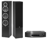 Pachete PROMO STEREO Elac Debut F5  + Cambridge Audio CXA60Elac Debut F5  + Cambridge Audio CXA60