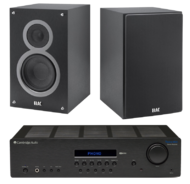 Pachete PROMO STEREO Elac Debut B5 + Cambridge Audio Topaz SR20Elac Debut B5 + Cambridge Audio Topaz SR20