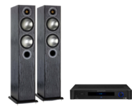 Pachete PROMO STEREO Monitor Audio Bronze 5 + Emotiva BasX TA-100Monitor Audio Bronze 5 + Emotiva BasX TA-100
