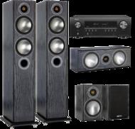 Pachete PROMO SURROUND Pachet PROMO Monitor Audio Bronze 5 pachet 5.0 + Denon AVR-S650HPachet PROMO Monitor Audio Bronze 5 pachet 5.0 + Denon AVR-S650H
