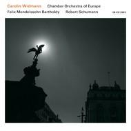 Muzica CD CD ECM Records Carolin Widmann - Mendelssohn / SchumannCD ECM Records Carolin Widmann - Mendelssohn / Schumann