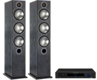 Pachete PROMO STEREO Monitor Audio Bronze 6 + Emotiva BasX TA-100Monitor Audio Bronze 6 + Emotiva BasX TA-100