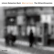 Muzica CD CD ECM Records Hilliard Ensemble - J. S. Bach: MotettenCD ECM Records Hilliard Ensemble - J. S. Bach: Motetten