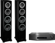 Pachete PROMO STEREO Wharfedale REVA-3 + Cambridge Audio CXA60Wharfedale REVA-3 + Cambridge Audio CXA60