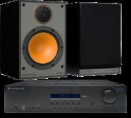 Pachete PROMO STEREO Pachet PROMO Monitor Audio Monitor 100 + Cambridge Audio Topaz SR10Pachet PROMO Monitor Audio Monitor 100 + Cambridge Audio Topaz SR10