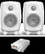 Pachete PROMO STEREO Genelec G One + iFi Audio Nano iDSDGenelec G One + iFi Audio Nano iDSD
