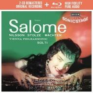 Muzica CD CD Decca Strauss - Salome ( Solti - Nilsson, Stolze ) CD + BluRay AudioCD Decca Strauss - Salome ( Solti - Nilsson, Stolze ) CD + BluRay Audio
