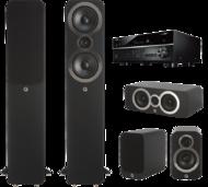 Pachete PROMO SURROUND Pachet PROMO Q Acoustics 3050i pachet 5.0 + Yamaha RX-V685Pachet PROMO Q Acoustics 3050i pachet 5.0 + Yamaha RX-V685