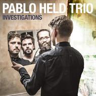 Viniluri VINIL Edition Pablo Held: InvestigationsVINIL Edition Pablo Held: Investigations