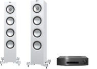 Pachete PROMO STEREO Pachet PROMO KEF Q550 + Cambridge Audio CXA60Pachet PROMO KEF Q550 + Cambridge Audio CXA60