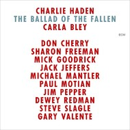 Muzica CD CD ECM Records Charlie Haden, Carla Bley: The Ballad Of The FallenCD ECM Records Charlie Haden, Carla Bley: The Ballad Of The Fallen