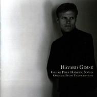 Muzica CD CD Naim Havard Gimse: GriegCD Naim Havard Gimse: Grieg