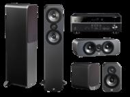 Pachete PROMO SURROUND Pachet PROMO Q Acoustics 3050 pachet 5.0 + Yamaha RX-V483Pachet PROMO Q Acoustics 3050 pachet 5.0 + Yamaha RX-V483