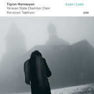 Muzica CD CD ECM Records Tigran Hamasyan: Luis I LusoCD ECM Records Tigran Hamasyan: Luis I Luso