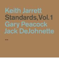 Muzica CD CD ECM Records Keith Jarrett, Gary Peacock, Jack DeJohnette: Standards Vol. 1CD ECM Records Keith Jarrett, Gary Peacock, Jack DeJohnette: Standards Vol. 1
