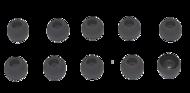 Accesorii CASTI Sennheiser Ear adapter black for IE 80 (M size)Sennheiser Ear adapter black for IE 80 (M size)
