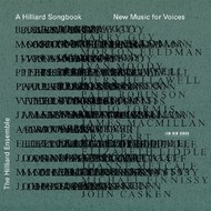 Muzica CD CD ECM Records Hilliard Ensemble: A Hilliard Songbook - New Music For VoicesCD ECM Records Hilliard Ensemble: A Hilliard Songbook - New Music For Voices