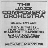Muzica CD CD ECM Records Jazz Composer's OrchestraCD ECM Records Jazz Composer's Orchestra