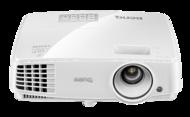 Videoproiectoare Videoproiector BenQ MS517H + Ecran proiectie BenQ Ecran proiectie manual 160 x 120 cm  cadou!Videoproiector BenQ MS517H + Ecran proiectie BenQ Ecran proiectie manual 160 x 120 cm  cadou!