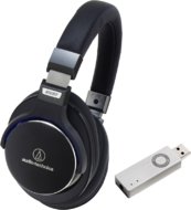 Pachete PROMO Casti si AMP Audio-Technica ATH-MSR7 + Audioengine D3Audio-Technica ATH-MSR7 + Audioengine D3