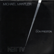 Viniluri VINIL ECM Records Michael Mantler: AlienVINIL ECM Records Michael Mantler: Alien