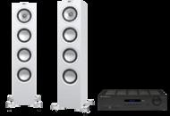 Pachete PROMO STEREO Pachet PROMO KEF Q550 + Cambridge Audio Topaz SR20Pachet PROMO KEF Q550 + Cambridge Audio Topaz SR20
