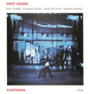 Viniluri VINIL ECM Records First House: CantilenaVINIL ECM Records First House: Cantilena