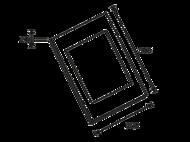 Standuri TV OMB Carcasa metalica pentru Tablete Tablex Block / TouchOMB Carcasa metalica pentru Tablete Tablex Block / Touch