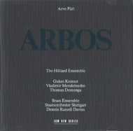 Muzica CD CD ECM Records Arvo Part: ArbosCD ECM Records Arvo Part: Arbos