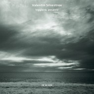 Muzica CD CD ECM Records Valentin Silvestrov: Leggiero, PesanteCD ECM Records Valentin Silvestrov: Leggiero, Pesante