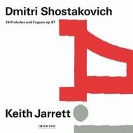 Muzica CD CD ECM Records Keith Jarrett - Dmitri Shostakovich: 24 Preludes And Fugue Op. 87CD ECM Records Keith Jarrett - Dmitri Shostakovich: 24 Preludes And Fugue Op. 87