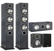Pachete PROMO SURROUND Pachet PROMO Monitor Audio Bronze 6 pachet 5.0 Pachet PROMO Monitor Audio Bronze 6 pachet 5.0
