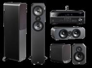 Pachete PROMO SURROUND Pachet PROMO Q Acoustics 3050 5.0 pack + Yamaha RX-V481Pachet PROMO Q Acoustics 3050 5.0 pack + Yamaha RX-V481