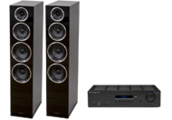 Pachete PROMO STEREO Wharfedale Diamond 240 + Cambridge Audio Topaz SR20Wharfedale Diamond 240 + Cambridge Audio Topaz SR20
