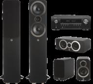 Pachete PROMO SURROUND Pachet PROMO Q Acoustics 3050i pachet 5.0 + Denon AVR-S650HPachet PROMO Q Acoustics 3050i pachet 5.0 + Denon AVR-S650H