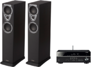 Pachete PROMO STEREO Mission MX-3 + Yamaha RX-V481Mission MX-3 + Yamaha RX-V481