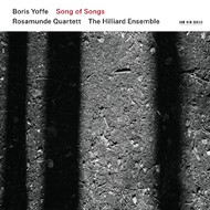 Muzica CD CD ECM Records Rosamunde Quartett, Hilliard Ensemble - Boris Yoffe: Song Of SongsCD ECM Records Rosamunde Quartett, Hilliard Ensemble - Boris Yoffe: Song Of Songs