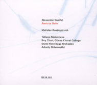 Muzica CD CD ECM Records Alexander Knaifel: BlazhenstvaCD ECM Records Alexander Knaifel: Blazhenstva