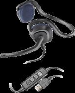 Casti Casti PC/Gaming Plantronics HD Audio 648 USBCasti PC/Gaming Plantronics HD Audio 648 USB